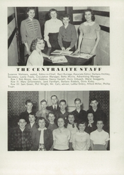 Page 9, 1950 Edition, Central High School - Centralite Yearbook (Knoxville, TN) online yearbook collection