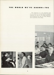 Page 12, 1955 Edition, West High School - Westerner Yearbook (Knoxville, TN) online yearbook collection