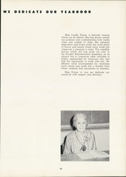 Page 17, 1955 Edition, West High School - Westerner Yearbook (Knoxville, TN) online yearbook collection