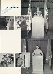 Page 9, 1955 Edition, West High School - Westerner Yearbook (Knoxville, TN) online yearbook collection