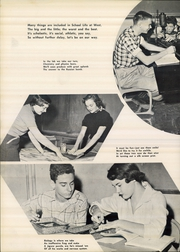 Page 12, 1956 Edition, West High School - Westerner Yearbook (Knoxville, TN) online yearbook collection
