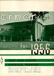 Page 7, 1956 Edition, West High School - Westerner Yearbook (Knoxville, TN) online yearbook collection
