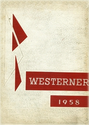 1958 Edition, West High School - Westerner Yearbook (Knoxville, TN)