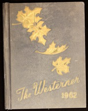 1962 Edition, West High School - Westerner Yearbook (Knoxville, TN)