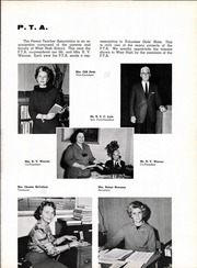 Page 17, 1962 Edition, West High School - Westerner Yearbook (Knoxville, TN) online yearbook collection
