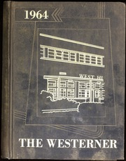 1964 Edition, West High School - Westerner Yearbook (Knoxville, TN)