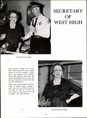 Page 16, 1964 Edition, West High School - Westerner Yearbook (Knoxville, TN) online yearbook collection