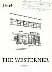 Page 5, 1964 Edition, West High School - Westerner Yearbook (Knoxville, TN) online yearbook collection