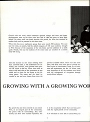 Page 8, 1964 Edition, West High School - Westerner Yearbook (Knoxville, TN) online yearbook collection
