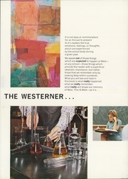 Page 7, 1969 Edition, West High School - Westerner Yearbook (Knoxville, TN) online yearbook collection