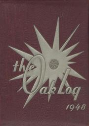 Oak Ridge High School - Oak Log Yearbook (Oak Ridge, TN) online yearbook collection, 1948 Edition, Page 1