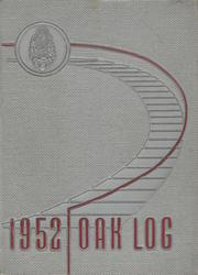 Oak Ridge High School - Oak Log Yearbook (Oak Ridge, TN) online yearbook collection, 1952 Edition, Page 1