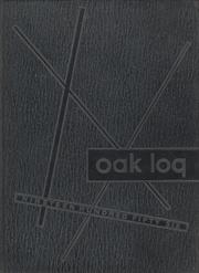 Page 1, 1956 Edition, Oak Ridge High School - Oak Log Yearbook (Oak Ridge, TN) online yearbook collection