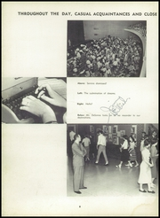Page 12, 1956 Edition, Oak Ridge High School - Oak Log Yearbook (Oak Ridge, TN) online yearbook collection