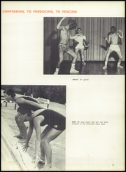 Page 9, 1956 Edition, Oak Ridge High School - Oak Log Yearbook (Oak Ridge, TN) online yearbook collection