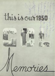 Page 12, 1950 Edition, Hendersonville High School - Golden Memories Yearbook (Hendersonville, TN) online yearbook collection