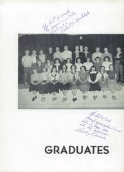 Page 17, 1950 Edition, Hendersonville High School - Golden Memories Yearbook (Hendersonville, TN) online yearbook collection