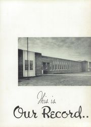 Page 5, 1950 Edition, Hendersonville High School - Golden Memories Yearbook (Hendersonville, TN) online yearbook collection