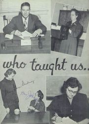 Page 7, 1950 Edition, Hendersonville High School - Golden Memories Yearbook (Hendersonville, TN) online yearbook collection
