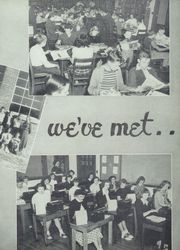 Page 9, 1950 Edition, Hendersonville High School - Golden Memories Yearbook (Hendersonville, TN) online yearbook collection