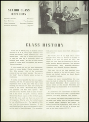 Page 16, 1952 Edition, Hendersonville High School - Golden Memories Yearbook (Hendersonville, TN) online yearbook collection