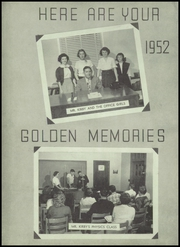 Page 6, 1952 Edition, Hendersonville High School - Golden Memories Yearbook (Hendersonville, TN) online yearbook collection