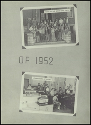 Page 9, 1952 Edition, Hendersonville High School - Golden Memories Yearbook (Hendersonville, TN) online yearbook collection