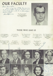 Page 13, 1954 Edition, Hendersonville High School - Golden Memories Yearbook (Hendersonville, TN) online yearbook collection