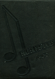 Page 1, 1958 Edition, Hendersonville High School - Golden Memories Yearbook (Hendersonville, TN) online yearbook collection