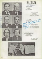 Page 12, 1958 Edition, Hendersonville High School - Golden Memories Yearbook (Hendersonville, TN) online yearbook collection