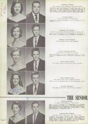 Page 16, 1958 Edition, Hendersonville High School - Golden Memories Yearbook (Hendersonville, TN) online yearbook collection