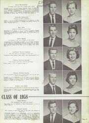 Page 17, 1958 Edition, Hendersonville High School - Golden Memories Yearbook (Hendersonville, TN) online yearbook collection