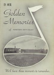 Page 5, 1958 Edition, Hendersonville High School - Golden Memories Yearbook (Hendersonville, TN) online yearbook collection