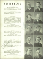 Page 12, 1952 Edition, Gallatin High School - Green Wave Yearbook (Gallatin, TN) online yearbook collection