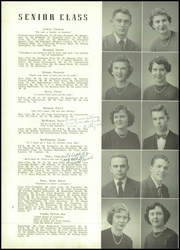 Page 16, 1952 Edition, Gallatin High School - Green Wave Yearbook (Gallatin, TN) online yearbook collection