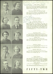 Page 17, 1952 Edition, Gallatin High School - Green Wave Yearbook (Gallatin, TN) online yearbook collection