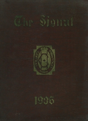1936 Edition, Central High School - Signal Yearbook (Columbia, TN)