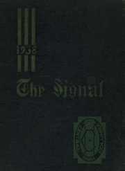 1938 Edition, Central High School - Signal Yearbook (Columbia, TN)