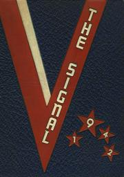 1942 Edition, Central High School - Signal Yearbook (Columbia, TN)