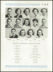 Page 14, 1944 Edition, Central High School - Signal Yearbook (Columbia, TN) online yearbook collection