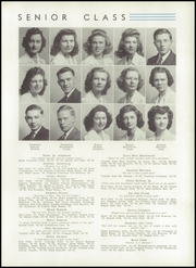 Page 15, 1944 Edition, Central High School - Signal Yearbook (Columbia, TN) online yearbook collection