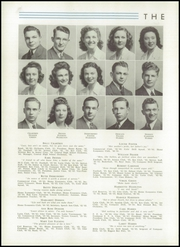 Page 16, 1944 Edition, Central High School - Signal Yearbook (Columbia, TN) online yearbook collection