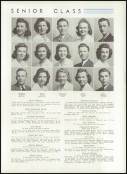 Page 17, 1944 Edition, Central High School - Signal Yearbook (Columbia, TN) online yearbook collection