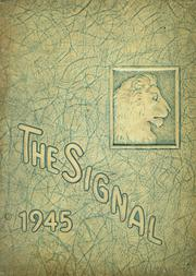 1945 Edition, Central High School - Signal Yearbook (Columbia, TN)