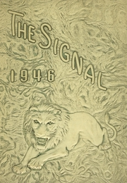 Page 1, 1946 Edition, Central High School - Signal Yearbook (Columbia, TN) online yearbook collection