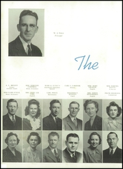Page 12, 1946 Edition, Central High School - Signal Yearbook (Columbia, TN) online yearbook collection