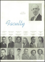 Page 13, 1946 Edition, Central High School - Signal Yearbook (Columbia, TN) online yearbook collection