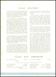 Page 14, 1946 Edition, Central High School - Signal Yearbook (Columbia, TN) online yearbook collection
