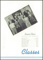 Page 15, 1946 Edition, Central High School - Signal Yearbook (Columbia, TN) online yearbook collection