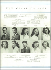 Page 16, 1946 Edition, Central High School - Signal Yearbook (Columbia, TN) online yearbook collection